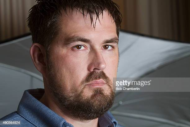 Author and Navy Seal Marcus Luttrell is photographed for Los Angeles Times on November 13 2013 in Beverly Hills California PUBLISHED IMAGE CREDIT...
