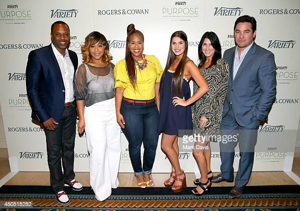 Author and Pastor One Church Toure Roberts Erica Campbell Tina Campbell of Mary Mary Stars of Preachers' Daughters Victoria Koloff Kolby Koloff and...
