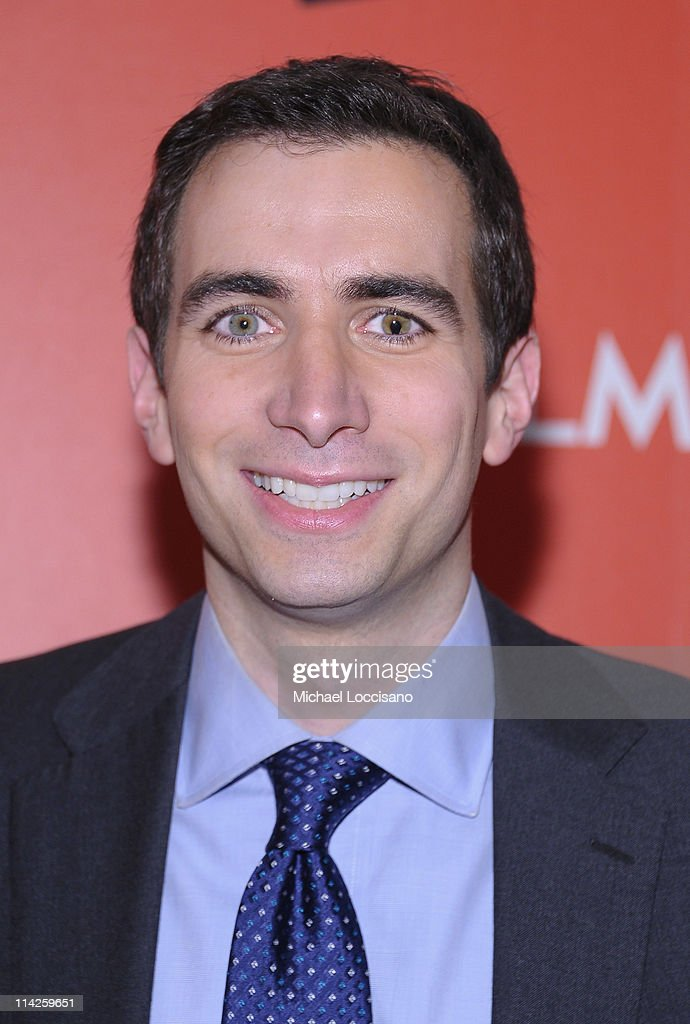 Author and producer Andrew Ross Sorkin attends the 'Too Big To Fail' New York Premiere at The Museum of Modern Art on May 16, 2011 in New York City.