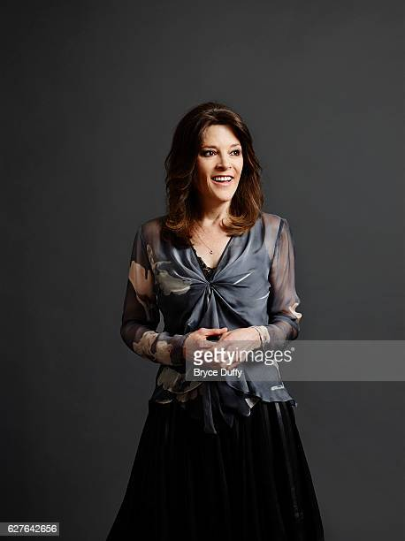 Author and speaker Marianne Williamson is photographed for Los Angeles Magazine on April 17, 2014 in Los Angeles, California.