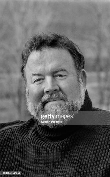 Author Andre Dubus is photographed in 1989