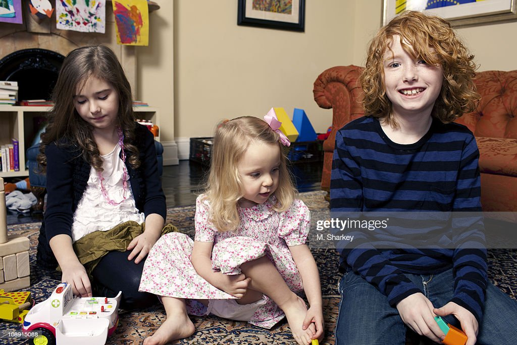 Andrew Solomon and family, Newsweek, February 7, 2011 : News Photo