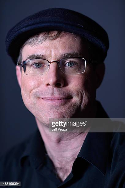 Author Andy Weir from 'The Martian' poses for a portrait during the 2015 Toronto International Film Festival at the TIFF Bell Lightbox on September...