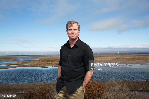 Author Andy Weir is photographed for Wall Street Journal on February 10 2014 in Mountain View California PUBLISHED IMAGE