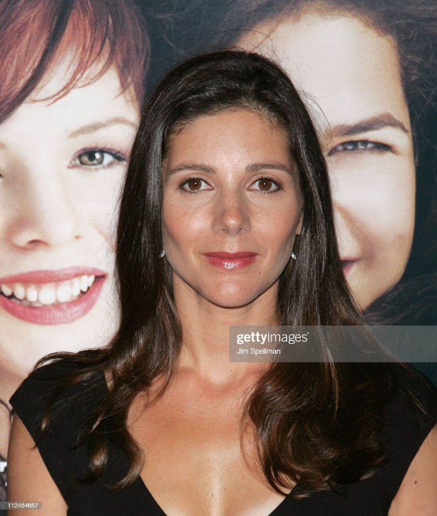Author Ann Brashares attends the premiere of 'The Sisterhood of the Traveling Pants 2' at the Ziegfeld Theatre on July 28, 2008 in New York City.