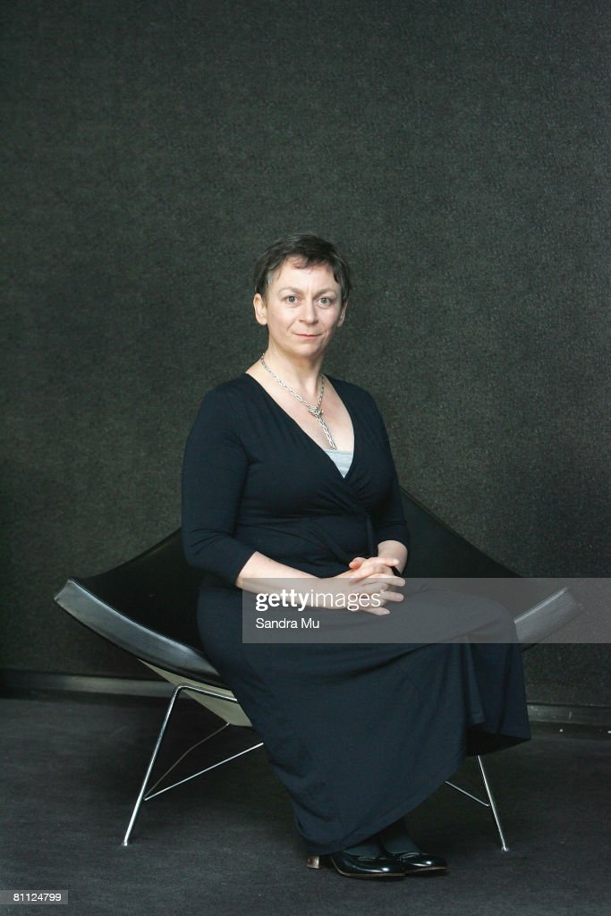Author Anne Enright poses for a portrait at the 2008 Auckland Writers & Readers Festival at ASB Theatre on May 17, 2008 in Auckland, New Zealand.