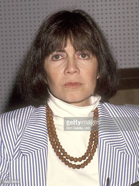 Author Anne Rice attends the 92nd Annual American Booksellers Association Convention on May 23 1992 at Anaheim Convention Center in Anaheim California