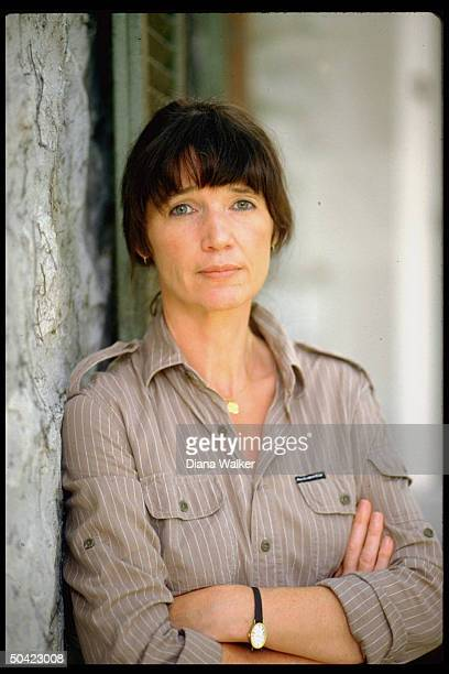 Author Anne Tyler