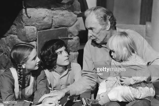 PRAIRIE Author Author Episode 11 Aired 11/26/79 Pictured Melissa Gilbert as Laura Elizabeth Ingalls Matthew Laborteaux as Albert Quinn Ingalls Barry...
