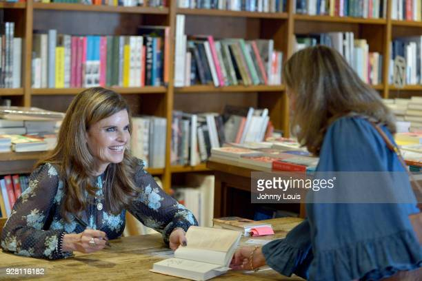 Author Awardwinning journalist and producer Maria Shriver in conversation and book signing of her new book 'I'VE BEEN THINKING Reflections Prayers...