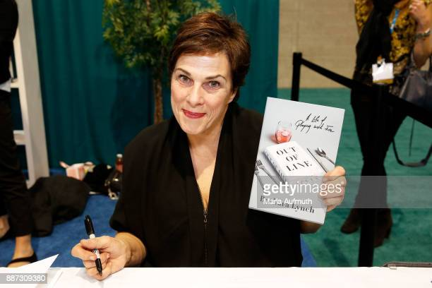 Author Barbara Lynch attends the Opening Night of the Massachusetts Conference for Women at the Boston Convention Center on December 6 2017 in Boston...