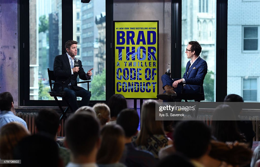 """AOL Build Presents: """"Code Of Conduct"""""""