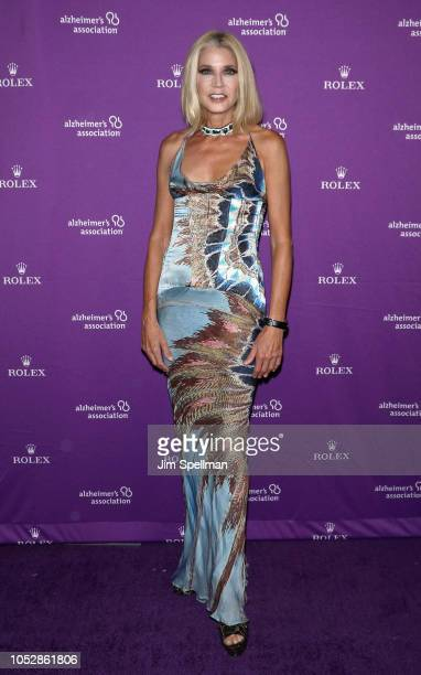 Author Candace Bushnell attends the 35th Annual Alzheimer's Association Rita Hayworth Gala at Cipriani 42nd Street on October 23 2018 in New York City