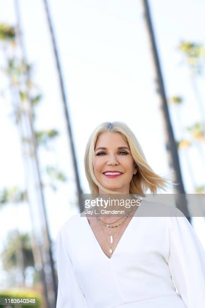 Author Candace Bushnell is photographed for Los Angeles Times on October 3 2019 in Beverly Hills California PUBLISHED IMAGE CREDIT MUST READ Jay L...