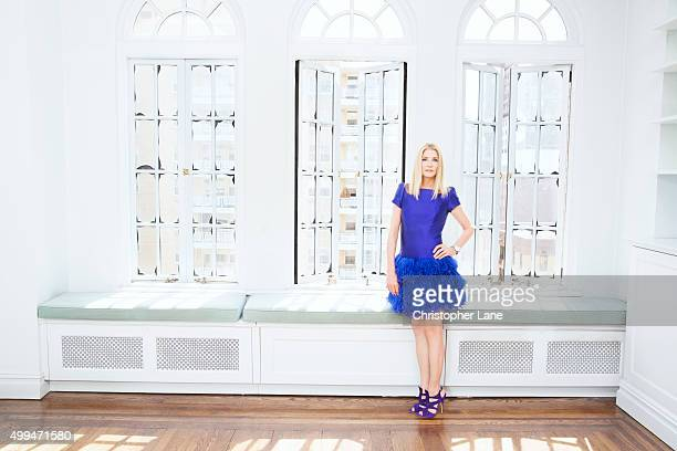 Author Candace Bushnell is photographed for The Times on April 15 2015 in New York City PUBLISHED IMAGE