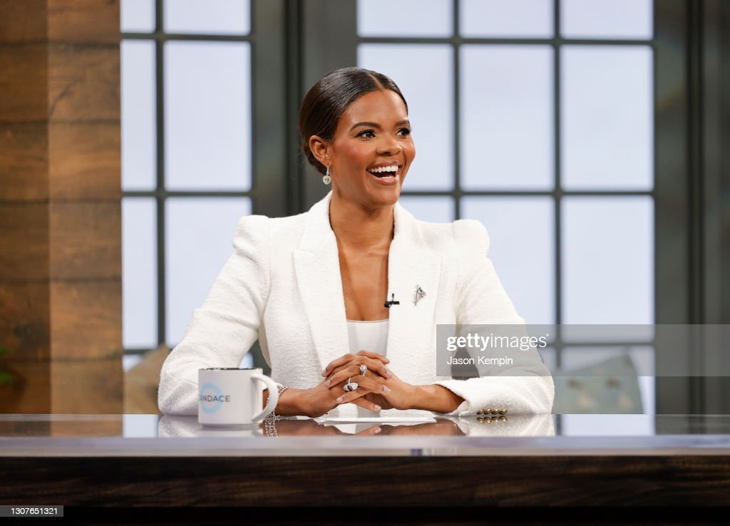 """""""Candace"""" Hosted By Candace Owens : News Photo"""