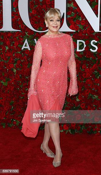 Author Candy Spelling attends the 70th Annual Tony Awards at Beacon Theatre on June 12 2016 in New York City