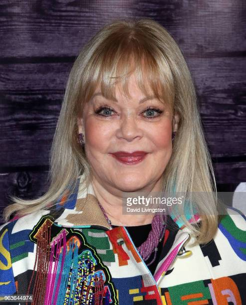Author Candy Spelling attends The Color Purple Los Angeles engagement celebration at the Hollywood Pantages Theatre on May 29 2018 in Hollywood...