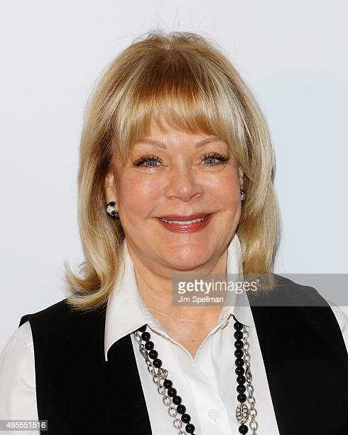 Author Candy Spelling attends the USA Network hosts the premiere of Donny at The Rainbow Room on November 3 2015 in New York City