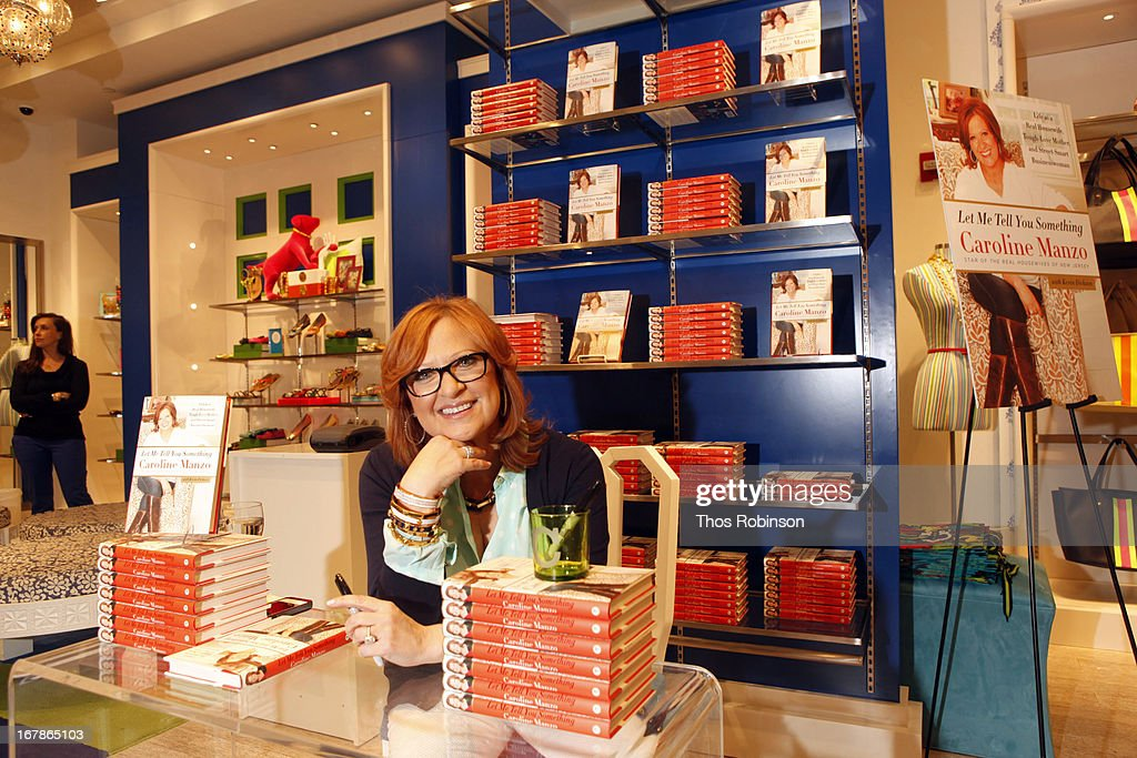 C. Wonder Celebrates Mother's Day And Caroline Manzo's Let Me Tell You Something Book Launch