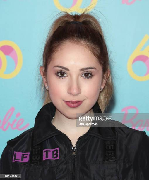Author Carrie Berk attends the Barbie 60th Anniversary Celebration at 505 Broadway on March 08 2019 in New York City