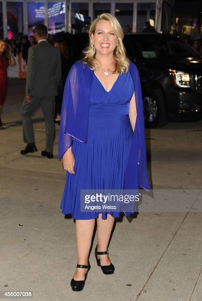 Author Cheryl Strayed attends the 'Wild' premiere during the 2014 Toronto International Film Festival at Roy Thomson Hall on September 8 2014 in...