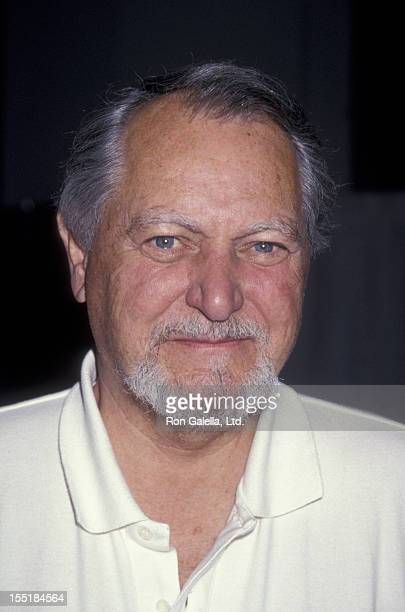 Author Clive Cussler attends American Booksellers Association Convention on May 27 1994 at the Los Angeles Convention Center in Los Angeles California
