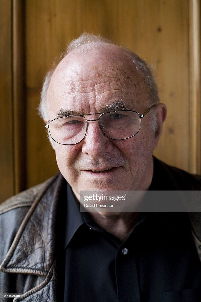 Author Clive James poses for a portrait at the annual Sunday Times Oxford Literary Festival held at Christ Church on March 27, 2006 in Oxford, England.