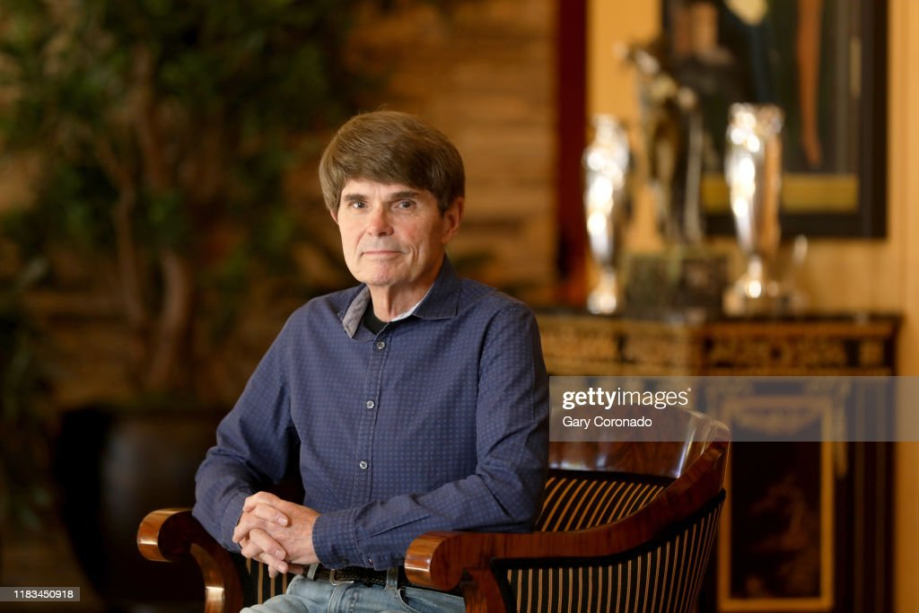 Dean Koontz, Los Angeles Times, November 10, 2019 : News Photo