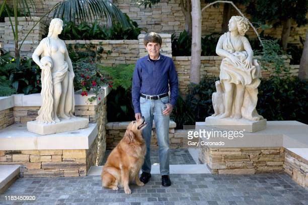 Author Dean Koontz is photographed for Los Angeles Times on October 21 2019 in Newport Beach California PUBLISHED IMAGE CREDIT MUST READ Gary...