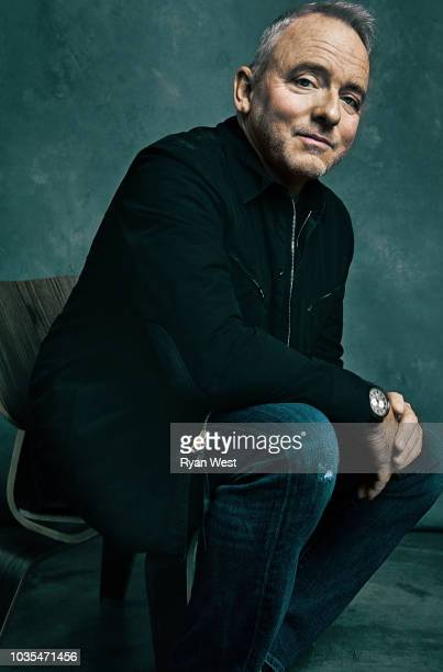 Author Dennis Lehane is photographed for Emmy Magazine on February 5 2018 in Los Angeles California PUBLISHED IMAGE