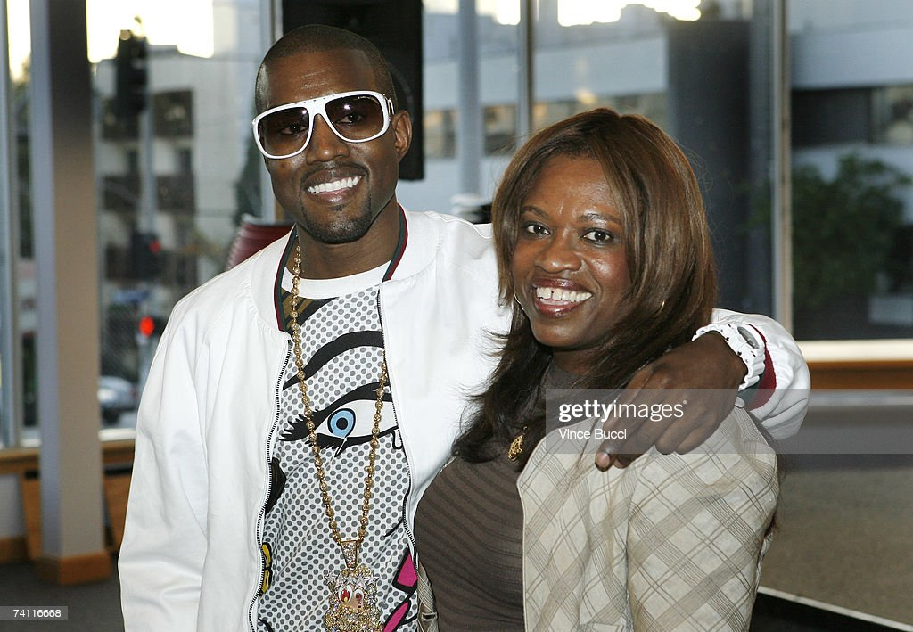 "Kanye West And Donda West Sign Copies Of Her Book ""Raising Kanye"""