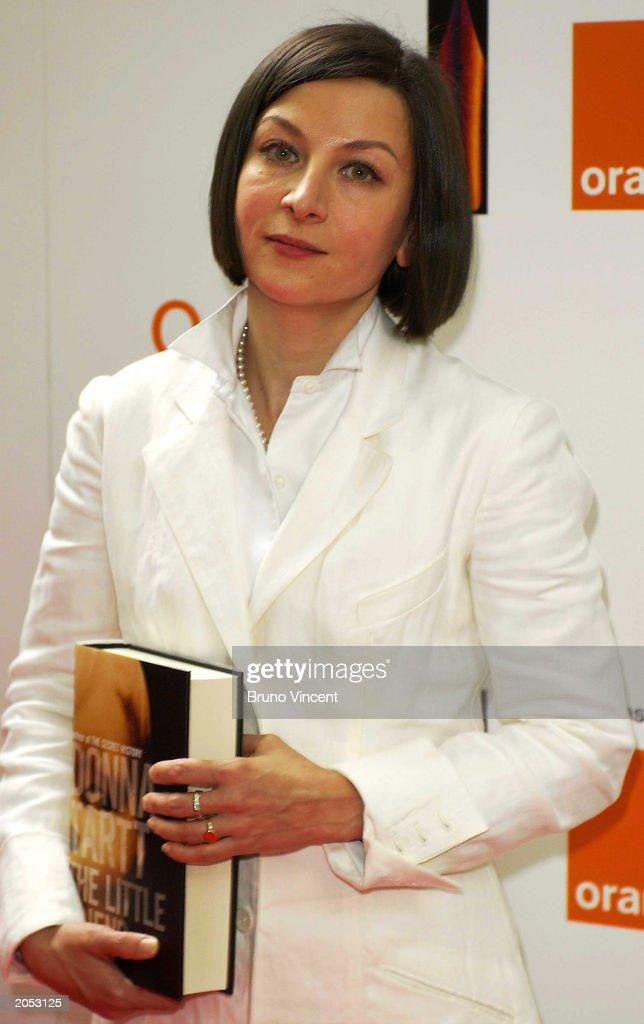 Orange Prize For Fiction Award Ceremony : News Photo