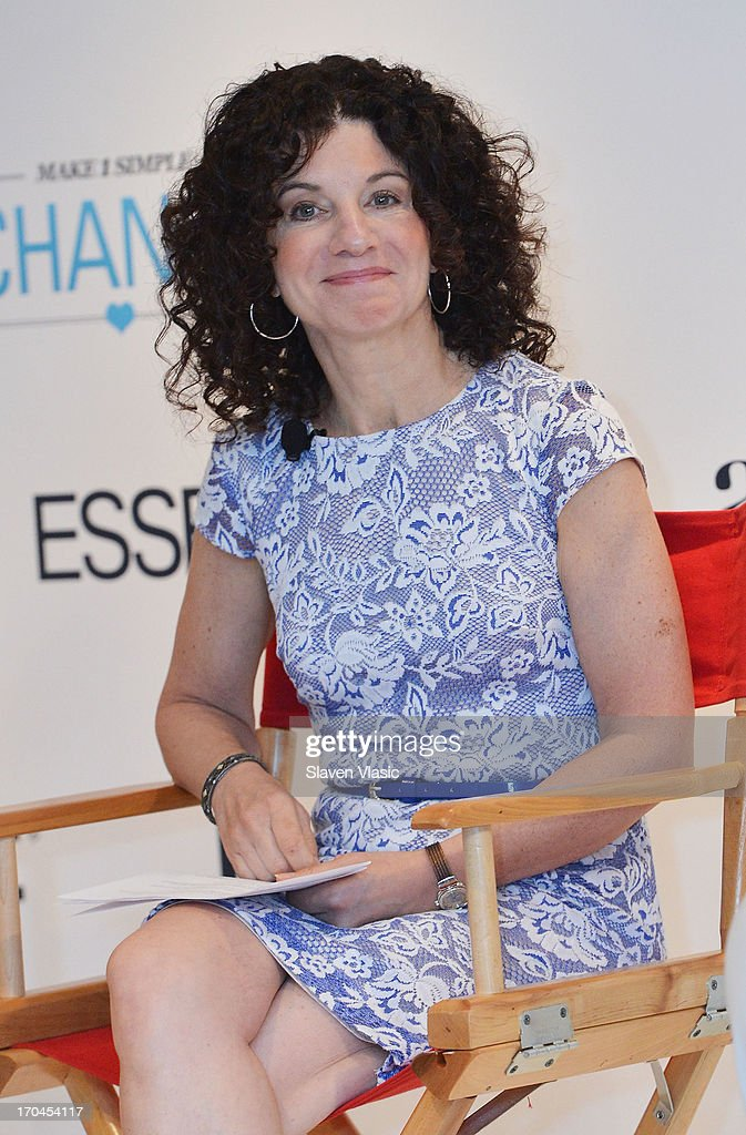 Author Dr. Gail Saltz attends 'Make One Simple Change' panel and breakfast at Time-Life Building on June 13, 2013 in New York City.