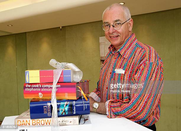 """Author Dr Karl Kruszelnicki attends the 125th Anniversary of """"Dymocks"""", Australia's oldest bookseller, at The State Library of New South Wales..."""