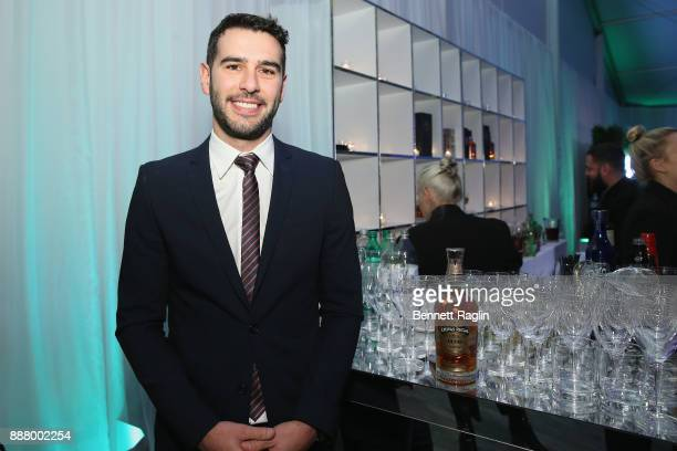 Author entrepreneur PoP Founder Adam Braun attends the Chivas Regal Cocktail Hour at Pencils of Promise Gala 2017 on December 7 2017 in New York City