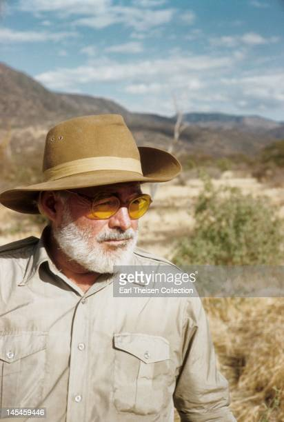 Ernest Hemingway Stock Photos And Pictures Getty Images