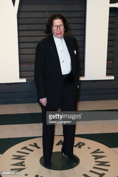 Author Fran Lebowitz attends the 2017 Vanity Fair Oscar Party hosted by Graydon Carter at the Wallis Annenberg Center for the Performing Arts on...