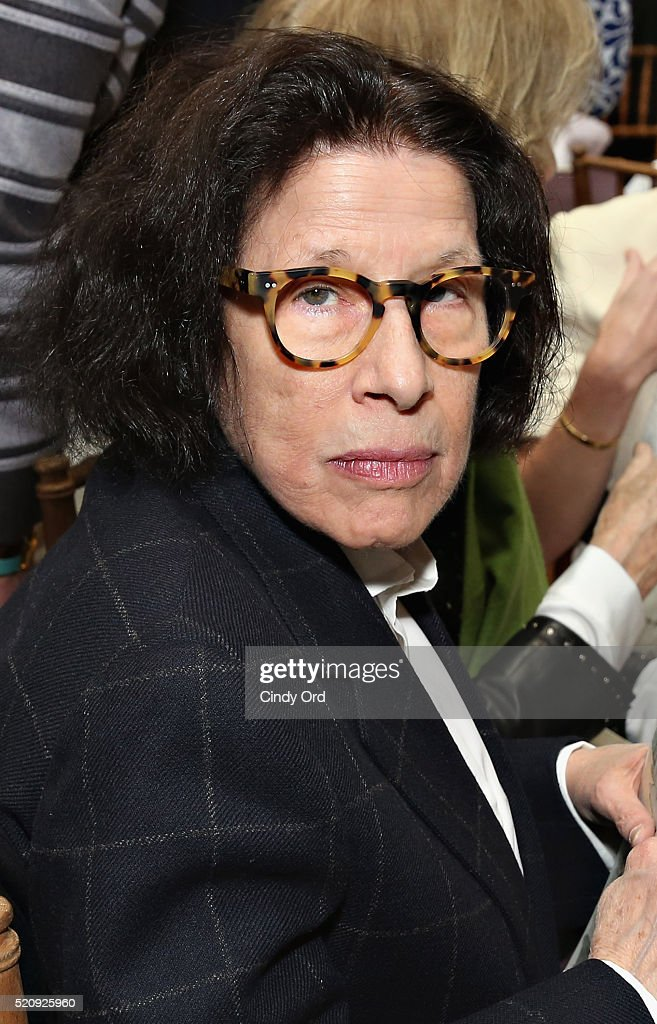 Author Fran Lebowitz attends the New York Public Library Lunch 2016: A New York State of Mind at The New York Public Library - Stephen A. Schwarzman Building on April 13, 2016 in New York City.