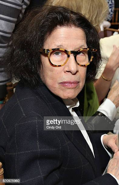 Author Fran Lebowitz attends the New York Public Library Lunch 2016 A New York State of Mind at The New York Public Library Stephen A Schwarzman...