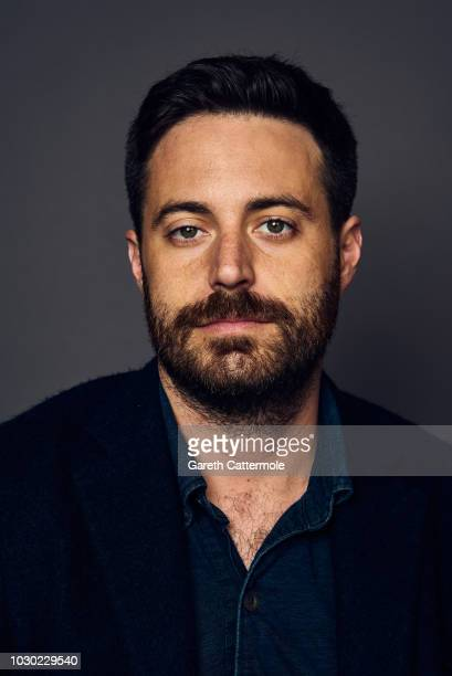 Author Garrard Conley from the film 'Boy Erased' poses for a portrait during the 2018 Toronto International Film Festival at Intercontinental Hotel...