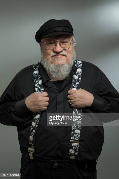 Author George R R Martin is photographed for Los Angeles Times on September 19 2018 in Universal City California PUBLISHED IMAGE CREDIT MUST READ...