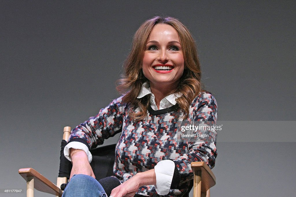 "Apple Store Soho Presents Meet The Author: Giada De Laurentiis, ""Feel Good Food"""