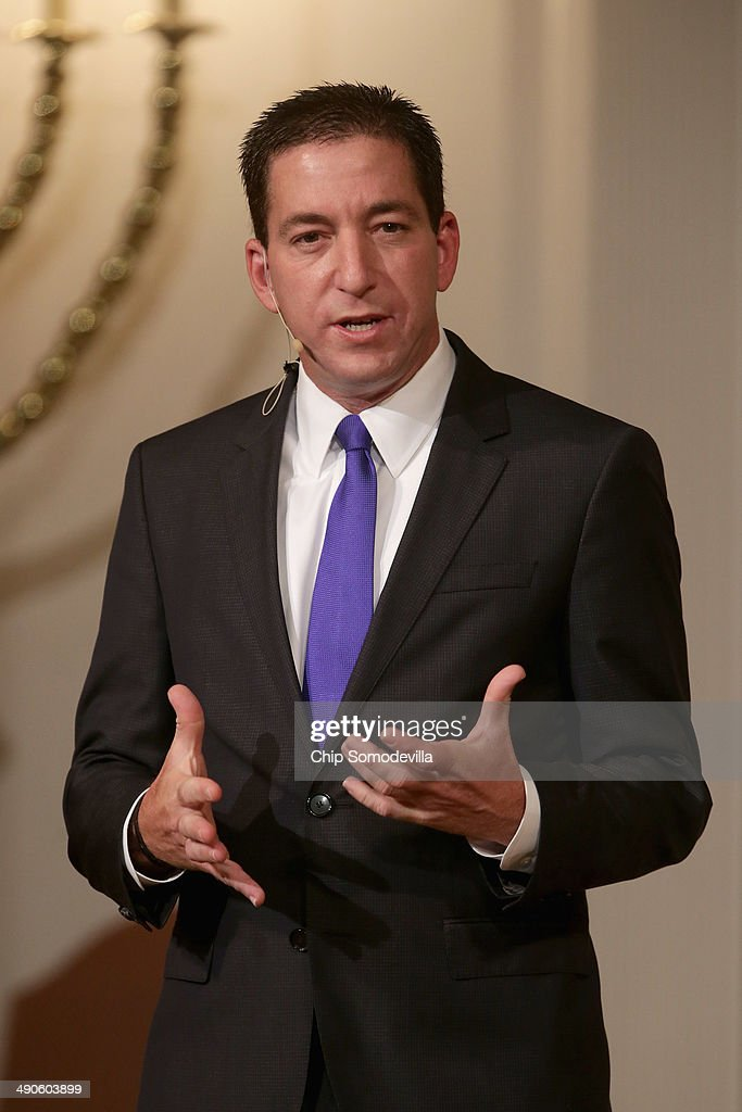 Glenn Greenwald Discusses His New Book On Edward Snowden And The NSA