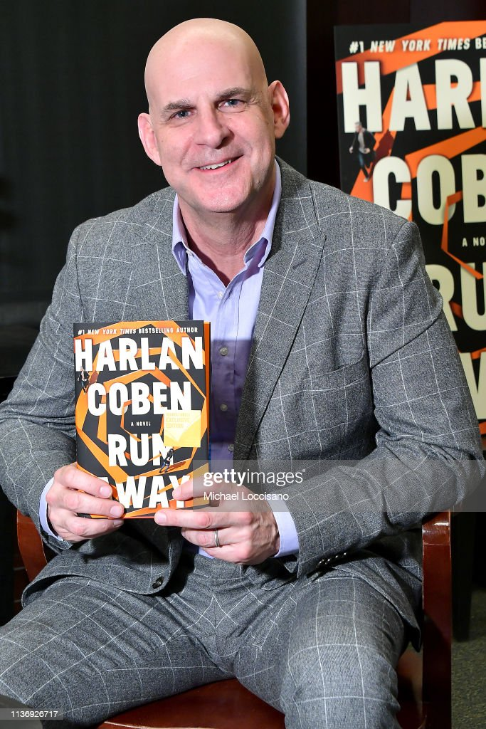 NY: Author Harlan Coben In Conversation With Columnist Anna Quindlen