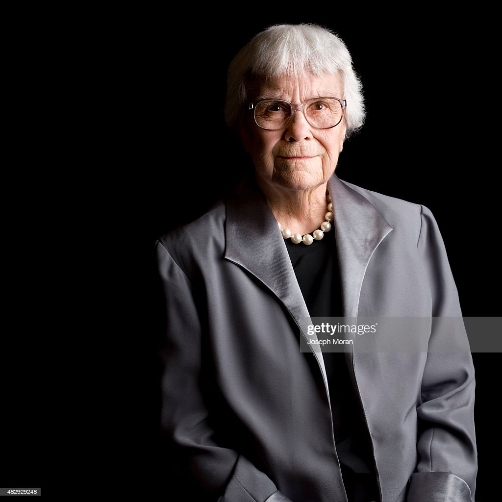 Author Harper Lee is photographed for Self Assignment on March 13, 2006, in New York City.