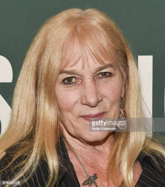 Author Heather Graham poses for portrait at his book signing of 'American Drifter' at Barnes Noble at The Grove on November 19 2017 in Los Angeles...