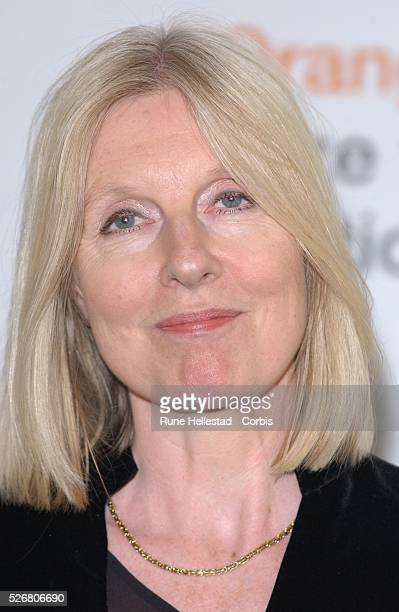 Author Helen Dunmore at the Orange Prize for Fiction awards ceremony at the Royal Opera House