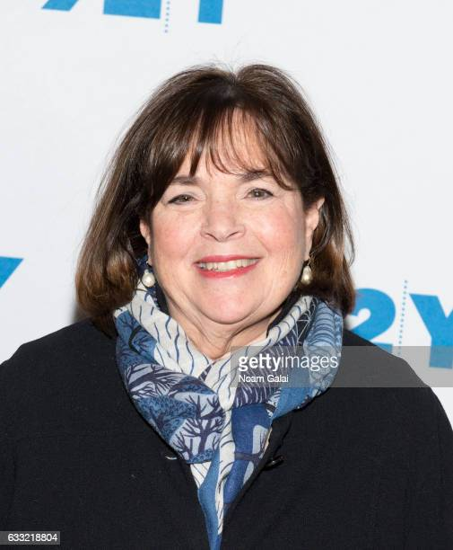 Author Ina Garten attends Ina Garten in Conversation with Danny Meyer at 92nd Street Y on January 31 2017 in New York City