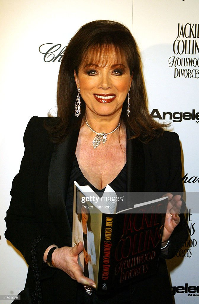 """Chopard Party For Jackie Collins' New Novel, """"Hollywood Divorces""""  - Arrivals"""